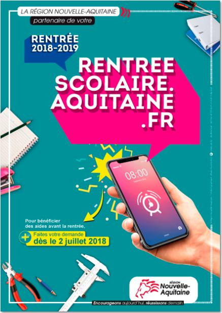 Les aides Aquitaine