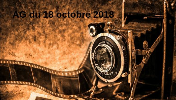 AG 18 octobre 2018