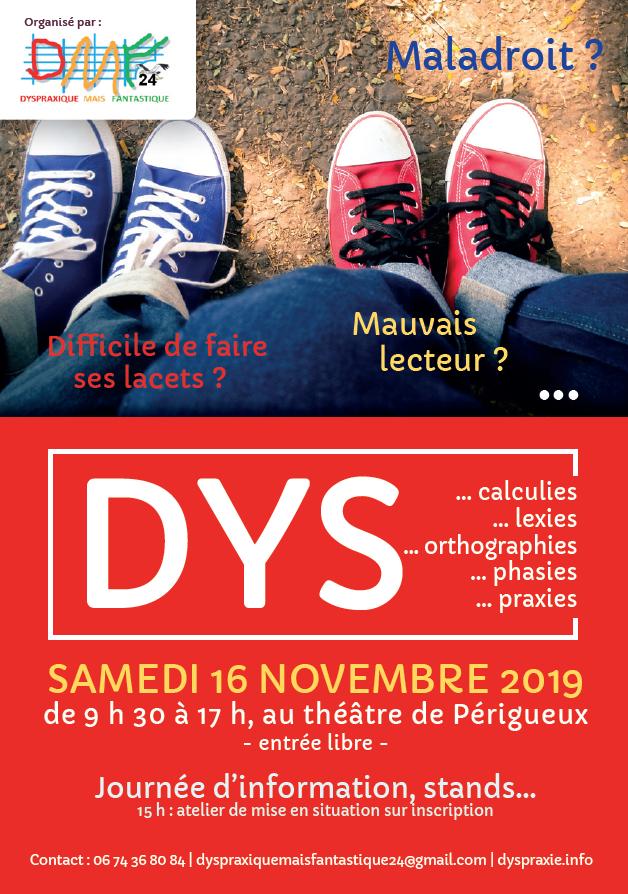Journée DYS en Dordogne